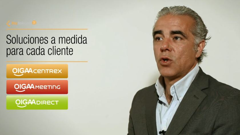 "Javier Jiménez from ICABA: ""VozTelecom has given us a custom solution that suits our needs."""